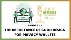 1.3 The importance of good design for privacy wallets