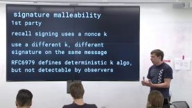 12. Transaction Malleability and Segregated Witness