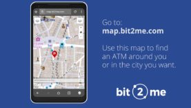 Bit2Me converts your bitcoins in cash. Secure and Quickly!