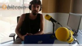 Bitcoin y las criptomonedas en Hoy por Hoy de Cadena Ser – Entrevista a Leif Ferreira