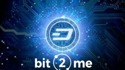 Buy online Dash With Cash in Bit2Me!