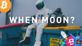 Lil Bubble – When Moon? (Mad World Bitcoin Parody)