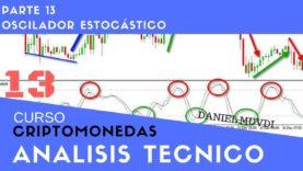 Oscilador estocástico Curso aprende a invertir en Criptomonedas Análisis técnico Parte 13