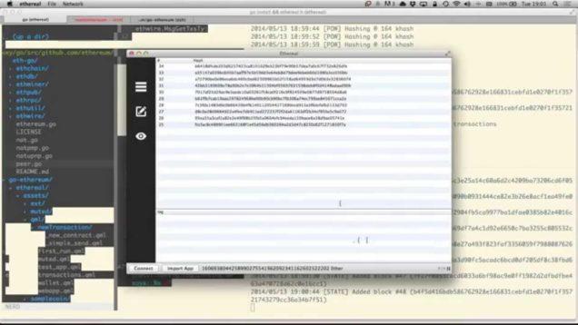 Go Ethereum Episode 3: Writing a meta-coin smart contract