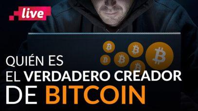 ¿Quién creo Bitcoin? Satoshi Nakamoto. #Cryptocositas