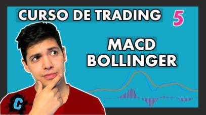 CRIPTOMONEDAS: [TECNICAS DE TRADING] – MACD BOLLINGER – Clase # 5 curso de trading cripto