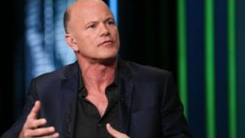 Bitcoin will beat out other cryptocurrencies to become digital gold, Galaxy Digital's Novogratz