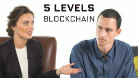 Blockchain Expert Explains One Concept in 5 Levels of Difficulty | WIRED