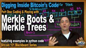 Merkle Roots and Merkle Trees