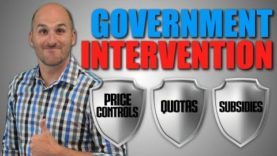 Micro: Unit 1.4 – Government Intervention: Price Controls, Quotas, and Subsidies