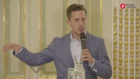 Saifedean Ammous: The Bitcoin Standard – book presentation in Vienna, Austria