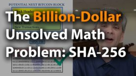 SHA-256 Hash function and Bitcoin