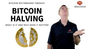 The Bitcoin Halving Explained