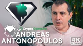 Andreas Antonopoulos 2019: Bitcoin vs. Facebook Libra coin = End of retail banking