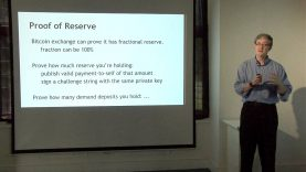 Lecture 4 – How to Store and Use Bitcoins