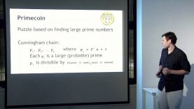 Lecture 8 – Alternative Mining Puzzles