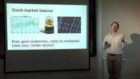 Lecture 9 – Bitcoin as a Platform