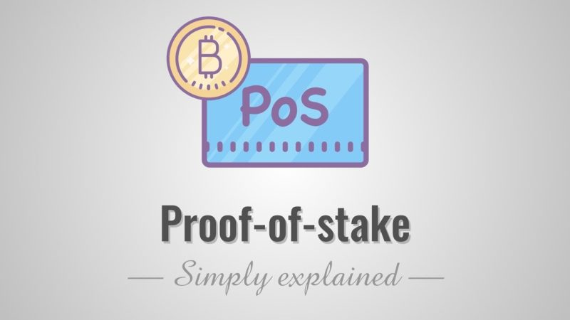 Proof-of-Stake (vs proof-of-work)