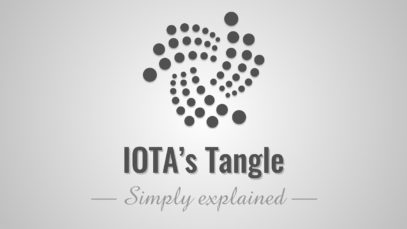 IOTA's Tangle – Simply Explained