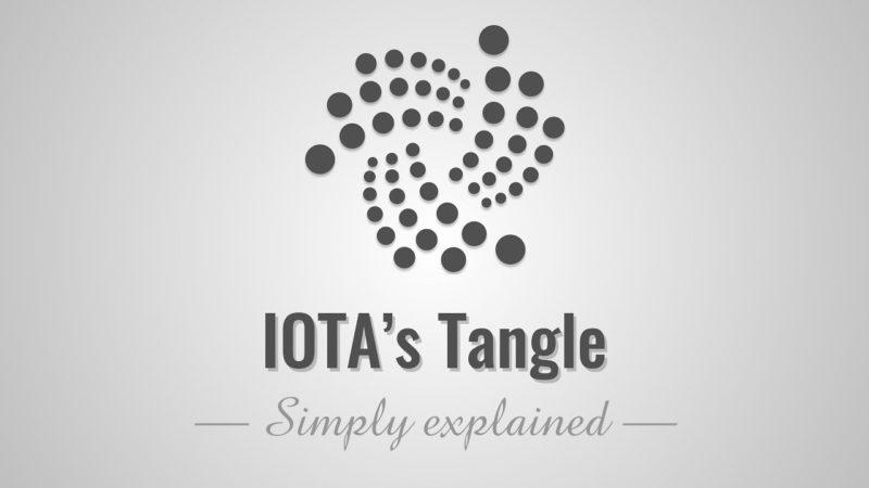 IOTA's Tangle – Simply Explained