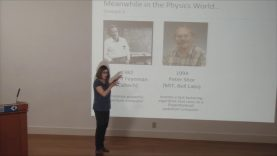 Shafi Goldwasser: From Basic Idea to Impact: the story of modern cryptography