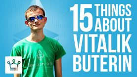 15 Things You Didn't Know About Vitalik Buterin
