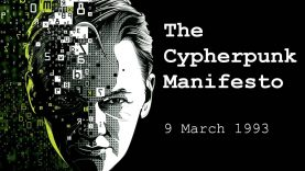 A Cypherpunk's Manifesto 1993 [Eric Hughes]. In Pursuit of Building Anonymous Systems