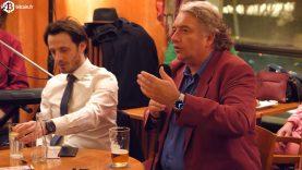 Bitcoin au bar des sciences – Ricardo Pérez Marco & Emmanuel Alfonsi