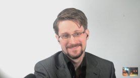 Edward Snowden at Web3 Summit 2019