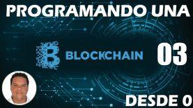 Programando una Blockchain desde 0 con Go – Parte 3