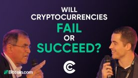 Roger Ver VS Nouriel Roubini: Will Cryptocurrencies Fail Or Succeed?