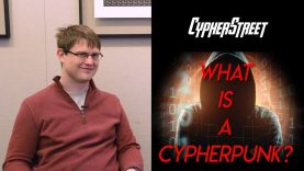 What is a Cypherpunk? With Peter Todd