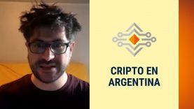 Franco Amati – Situación Cripto en Argentina