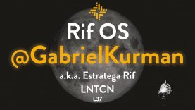 Rif OS con Gabriel Kurman