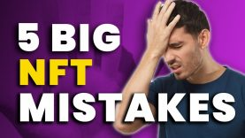 5 MASSIVE NFT MISTAKES artists need to avoid