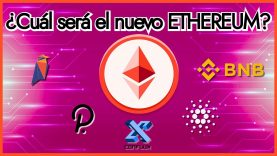 6 ALTERNATIVAS a ETHEREUM – Ravencoin, Conflux, BNB, Polkadot, Solana, Cardano