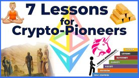 7 Lessons for Crypto Pioneers – Ryan and David Discuss