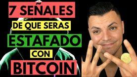7 Señales de que estas ENTRANDO a una estafa de Bitcoin (Como ganar dinero con Bitcoin)