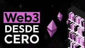 Aprende sobre Web3 desde cero – Code & Hacks
