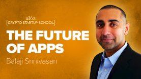 Balaji Srinivasan: Applications: Today & 2025