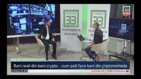 Bani reali din bani crypto – cum poți face bani din criptomonede