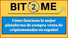 Bit2me 🔒 Cómo comprar – vender Bitcoin y otras criptomonedas [ANÁLISIS]