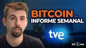 📺 Bit2Me en el programa INFORME SEMANAL de TVE – Episodio El Universo Cripto