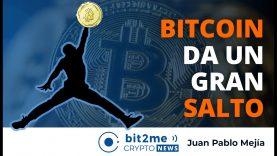 🔵 🔥 BITCOIN da un gran SALTO y supera los 12000 $ – Bit2Me Crypto News – 21.10.2020