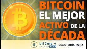 🔵 🥇 BITCOIN el Mejor ACTIVO de la DÉCADA – Bit2Me Crypto News – 15.03.2021
