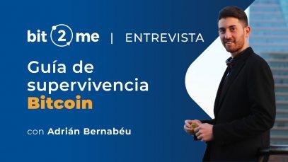 Bitcoin en tiempos de crisis, con Adrián Bernabéu