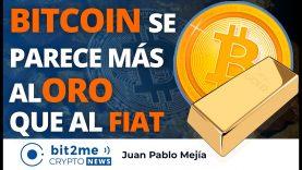 🔵 🥇 BITCOIN se PARECE Más al ORO que al FIAT según Presidente de la FED – Bit2Me Crypto News – 23.03.2021
