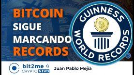 🔵🥇 BITCOIN sigue Marcando RECORDS – Bit2Me Crypto News – 20.04.2021