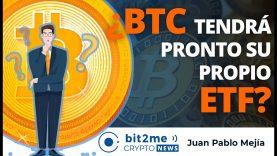 🔵 💸 ¿BITCOIN tendrá pronto su propio ETF? Bit2Me Crypto News – 28.01.2021