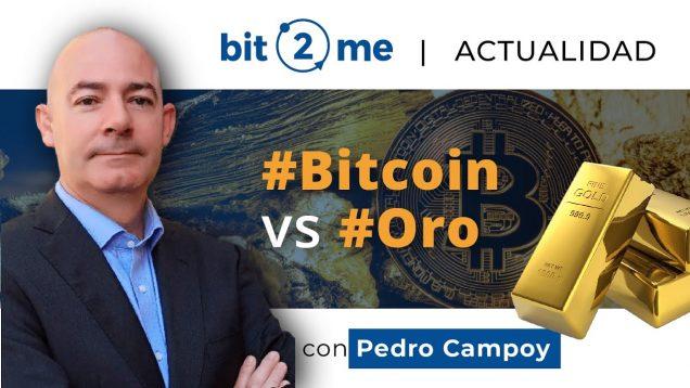#Bitcoin VS #Oro – Noticias y actualidad – Bit2Me Webinar 16.04.2020